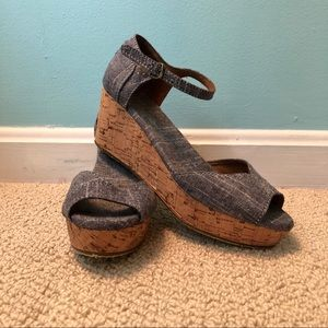 Toms Wedges For Women Poshmark